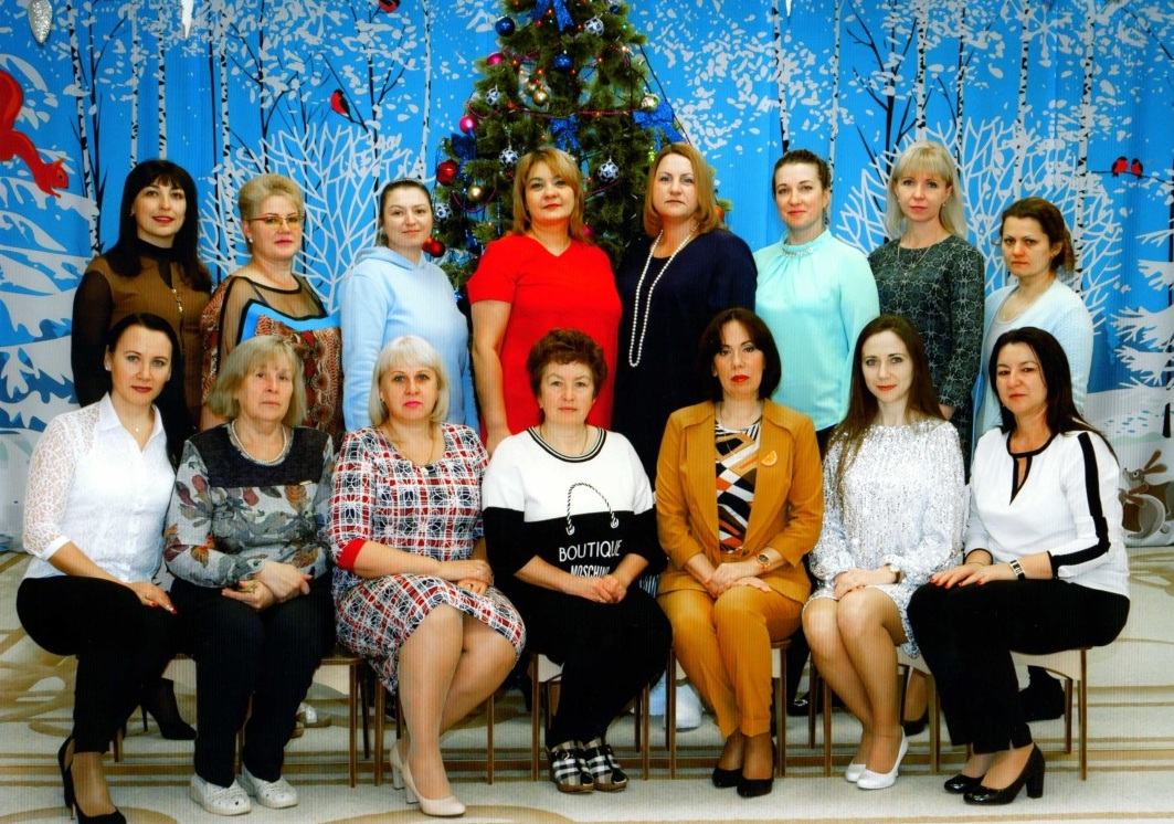 коллектив детского сада Аленка